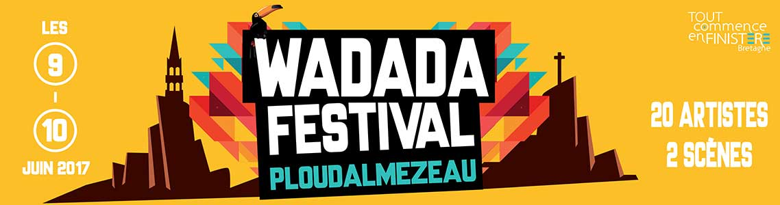 wadada festival les 9 - 10 juin2017